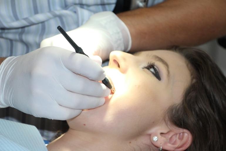 Лечение у стоматолога