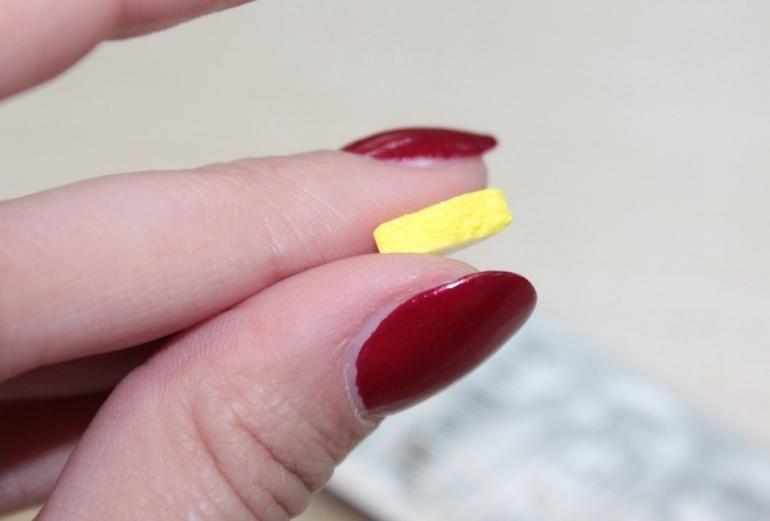 Таблетка для лечения стоматита